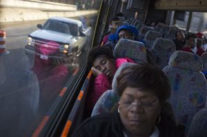 New York Methodist Bus to Washington protest