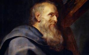 The Apostle John by Rubens