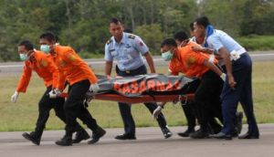 Deaths in Air Asia Crash