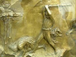 Cain & Abel: Ghiberti doors in Florence