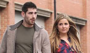 Ched Evans and Fiancee