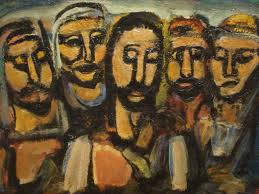 Disciples by Rouault