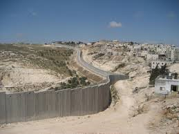 the wall in Israel