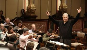 New Year's Concert-Zubin Mehta