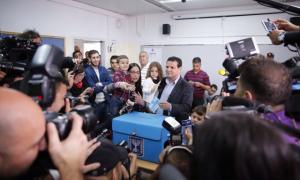 Ayman Odeh leader of Israel's Arab parties