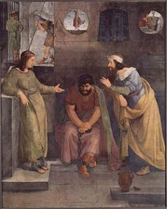 Yosef in prison