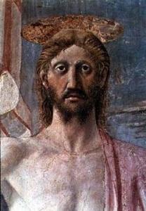 Pierro Della Francesca: The risen Christ