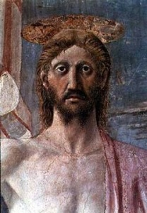 Pierro Della Francesca: The risen Christ