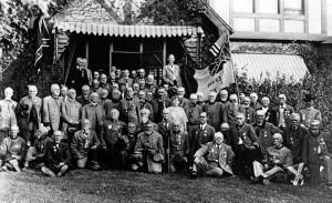 Confederate Veterans 1921