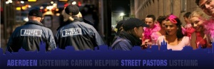 Street pastors- one kind of rescue
