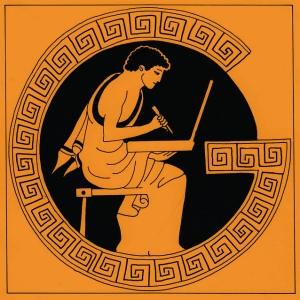 Greek scribe