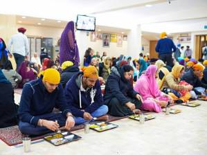 food in Gurdwara