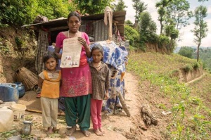 Caritas works with Dalit people in India