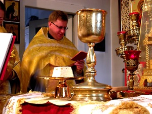 Orthodox Eucharist-one Christianity or many?