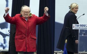 Jean-Marie Le Pen still in  the Front National