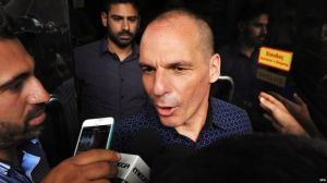 Mr Varoufakis