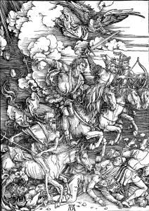 Durer: Four Horsemen
