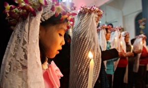 Chinese churches under threat