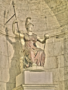 The goddess Roma