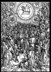 Durer, Worship of the Lamb