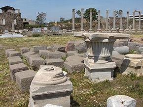 the Agora at Smyrna