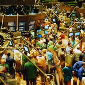 Stock Exchange: worship of the Beast