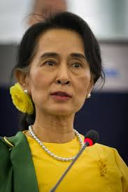 Aung San Su Kyi, woman of faith on the verge of victory