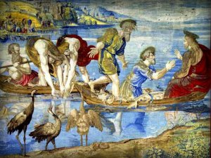 Raphael-The-Miraculous-Draught-of-Fishes