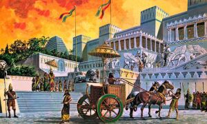 The Great City of Nineveh