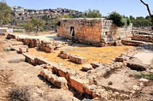 The sanctaury at Shiloh